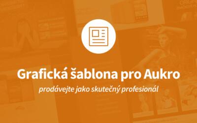 Prodávejte naAukru svlastní produktovou šablonou