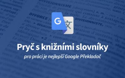 Google Překladač ijako rozšíření proChrome
